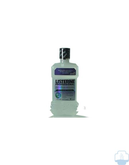 Listerine professional anticaries