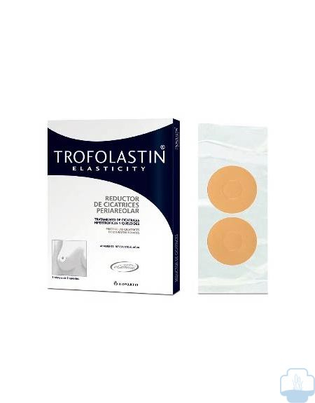 Tofolastin reductor cicatrices periareolar