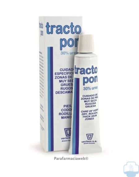 Tractopon crema urea 30% 40 ml