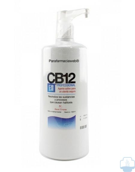 CB12 enjuague 1000 ml