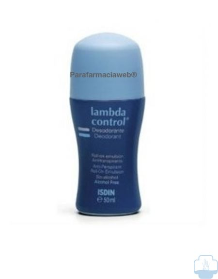 Isdin lambda control roll-on emulsion duo