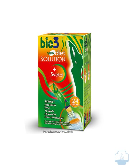 Bie3 diet solution 24 sticks