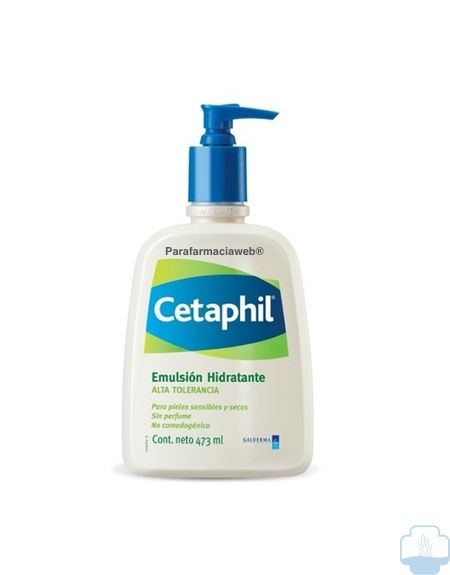 Cetaphil emulsion hidratante piel sensible 237 ml