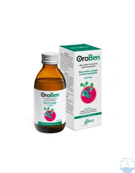 Aboca Oroben Colutorio Oral 150ml
