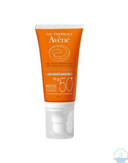 Avene Solar Antiedad Color SPF50 50ml