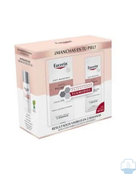 Eucerin antipgment crema antimanchas regalo stick