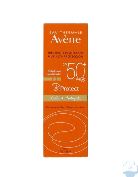 Avene Solar Crema Embellecedora B Protect SPF 50 30ml