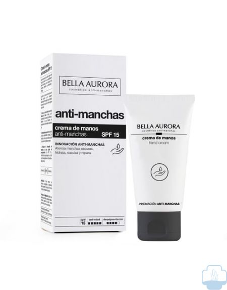 Bella Aurora Crema de Manos Antimanchas 75ml