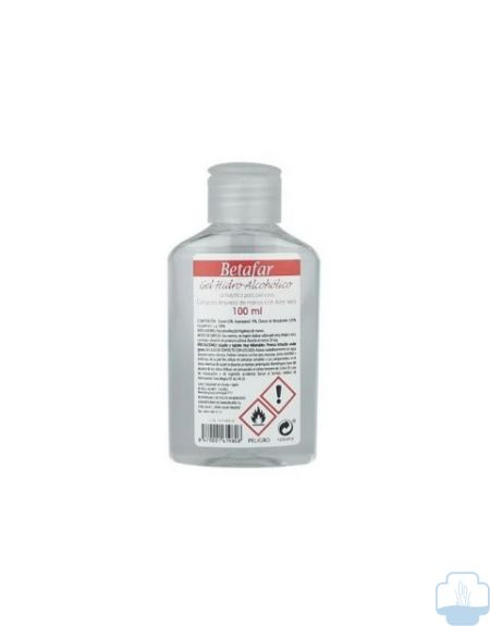 Betafar gel hidroalcoholico 100ml