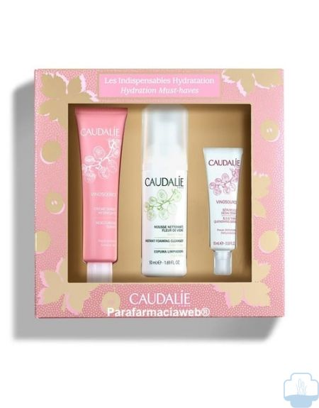 Caudalie cofre vinosource serum