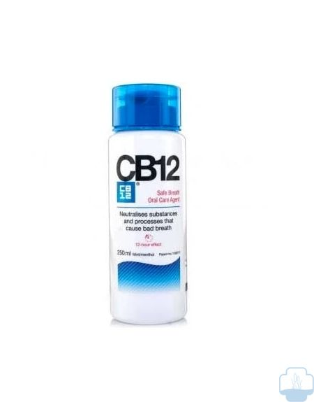 CB 12 Enjuague Bucal 250ml