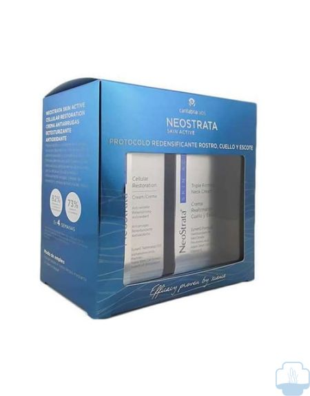 Neostrata pack cellular + cuello y escote