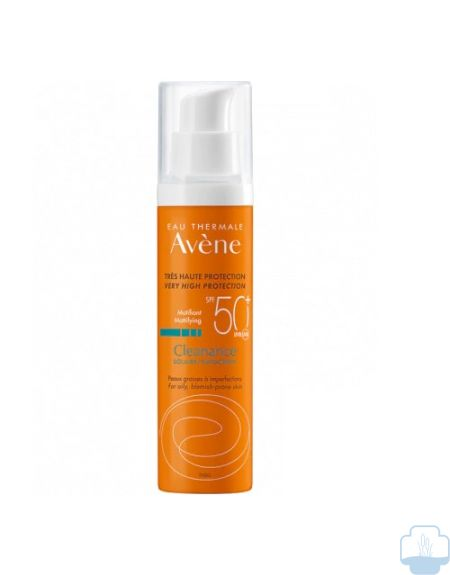 Avene Solar Cleanance Color SPF 50 50ml
