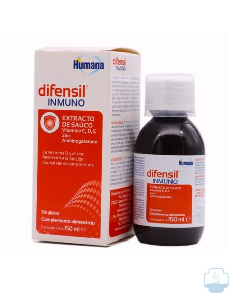 Difensil Inmuno 1 Bote 150ml