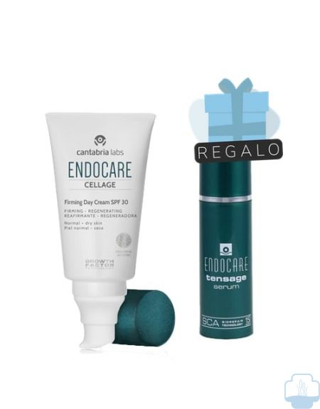 endocare cellege firming day regalo serum