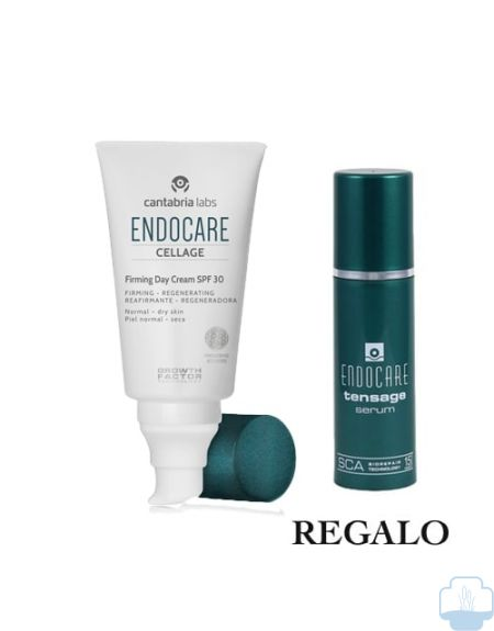 Endocare cellage firming day cream SPF30 50ml + regalo tensage serum 15ml