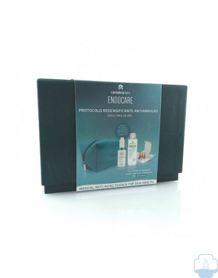 Endocare cofre cellage alta potencia serum