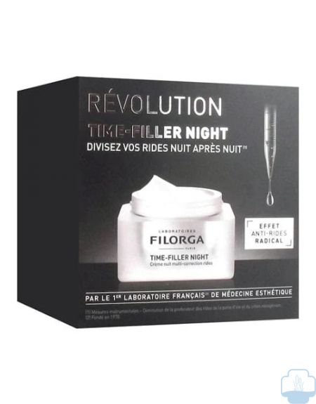 Filorga time filler crema de noche 50ml