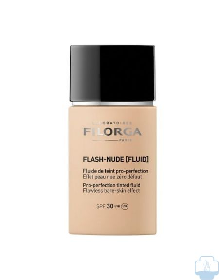 Filorga Flash Nude Maquillaje Fluido SPF30 30ml