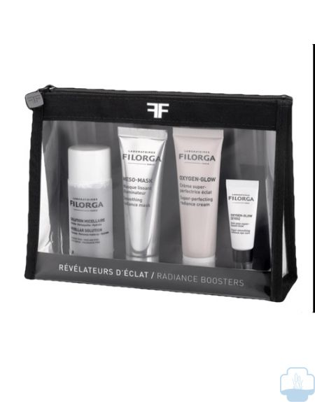 Filorga Kit rutina radiance 4 productos