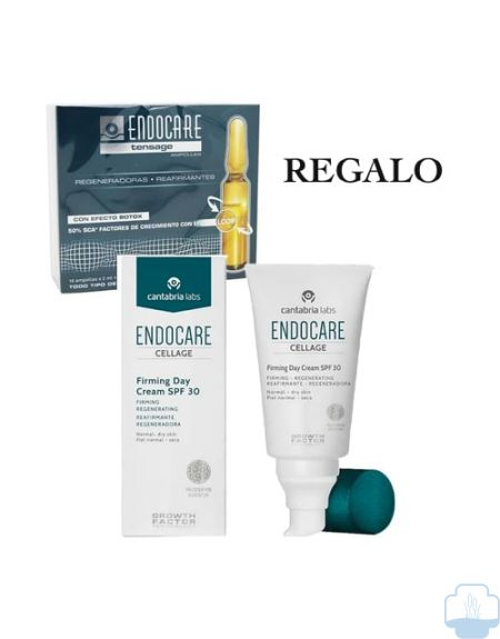 Endocare Cellage Firming Day SPF 30  regalo ampollas tensage