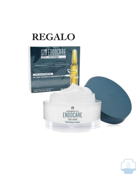 Endocare Cellage Firming Crema 50ml + Regalo Tensage10 Ampollas