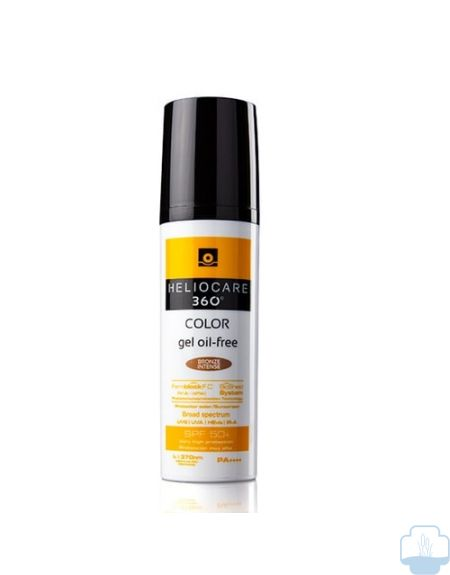 Heliocare Gel oil free bronze intense
