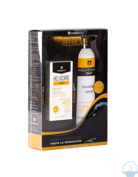 Heliocare water gel pack