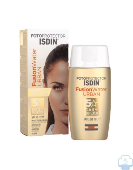 Isdin Fusion Water Urban SPF30 Oil Free 50ml