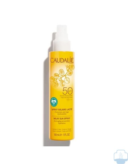 Caudalie solar spray lacteo spf 50 150ml