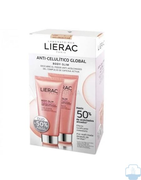 Lierac body slim anticelulitico global duplo 2x200ml