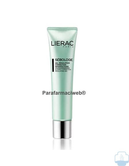 Lierac sebologie gel imperfecciones