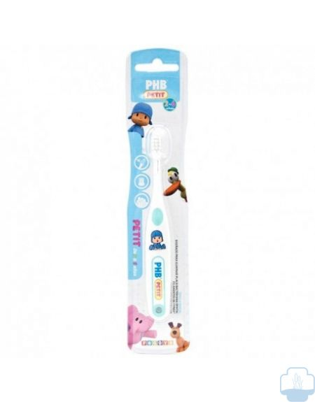 Phb plus petit cepillo dental Pocoyo