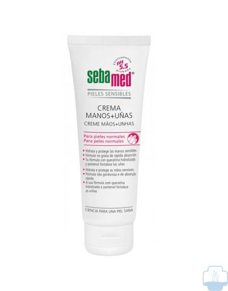 Sebamed Crema Manos y Uñas 75ml