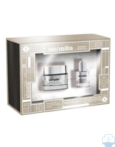 Sensilis Origin Pro EGF-5 Cofre crema 50 ml + Elixir 20ml