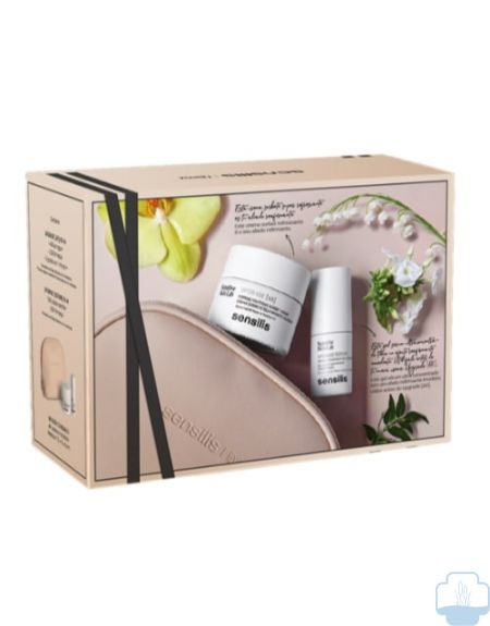 Sensilis upgrade ar crema 50 ml + regalo serum upgrade 15 ml y neceser