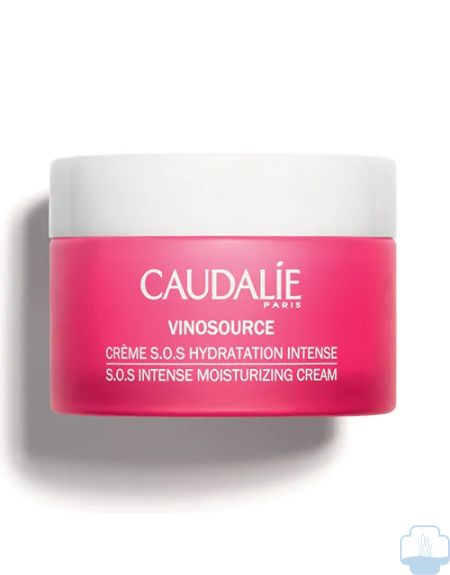 Caudalie vinosource crema sos hidratacion intensiva 50ml