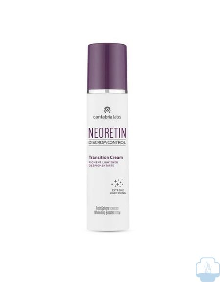 Neoretin driscrom control transition crema 50ml