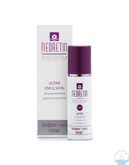 Neoretin discrom ultra emulsion despigmentante 30ml