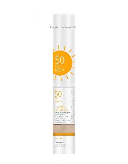 Singuladerm xpert sun perfection brocha light