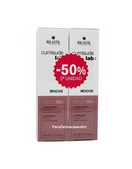 Cumlaude lab mucus gel 30ml