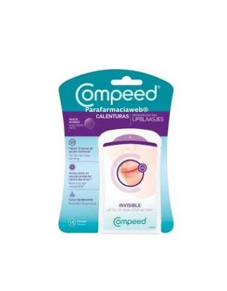 Compeed calenturas total care invisible
