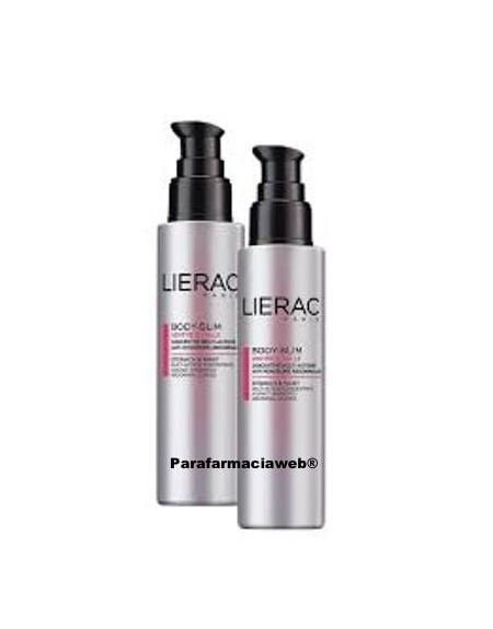 Lierac body slim concentrado reductor vientre plano 100ml
