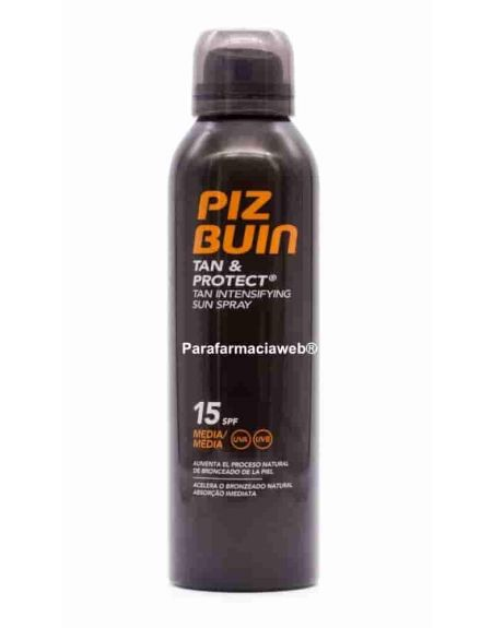 Piz buin tan & protect spf15 150 ml