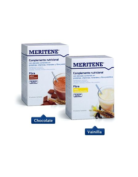 Meritene fibra chocolate