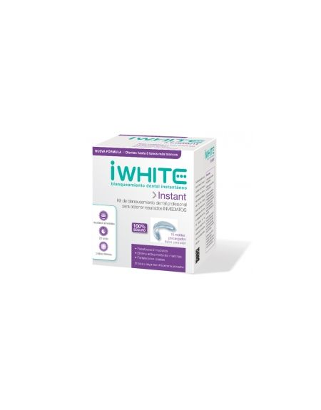 I white instant kit blanqueamiento dental