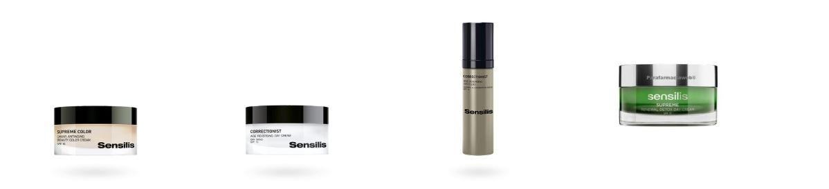 Cremas Sensilis para pieles maduras de 40 y 50 años de 2019