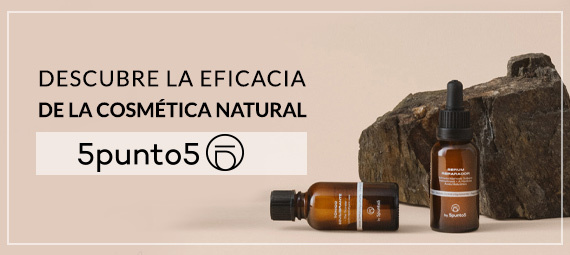 Descubre la eficacia de la cosmética natural
