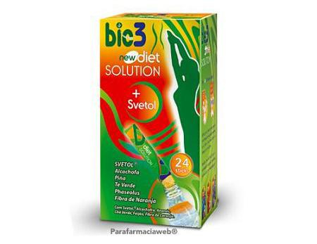 Cómo se toma Bie3 Diet Solution