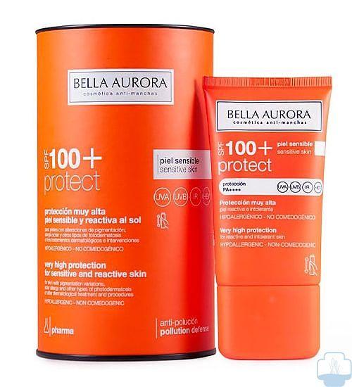 Comprar Bella Aurora protector solar facial para todas las pieles
